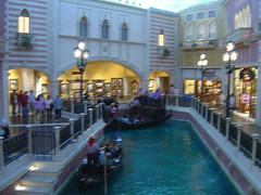 Venetian Gondolas (intern)
