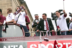 Hearts Scottish Cup Parade (5)