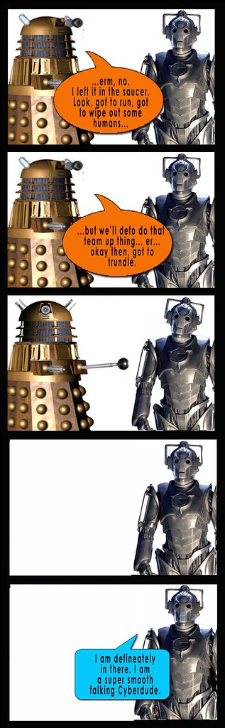 Dalek and Borg 26b