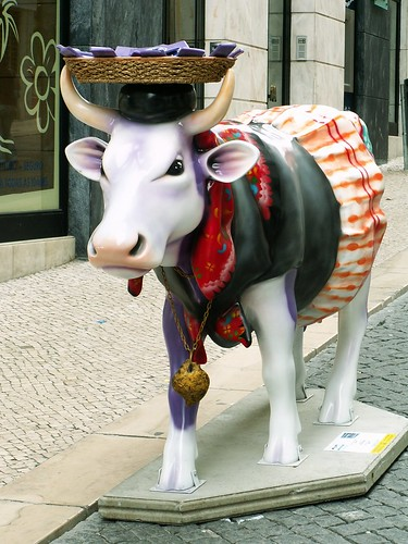 CowParade - R.Nova do Almada