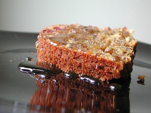 Orange Flax Cake