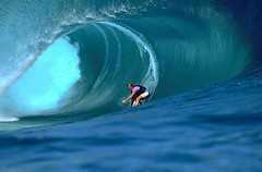 Big Wave Surfer.