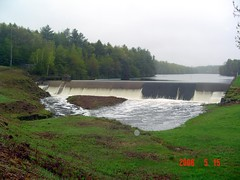 Bellamy Dam