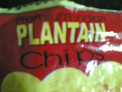Plantain Chips Taste Test::Premium Indian