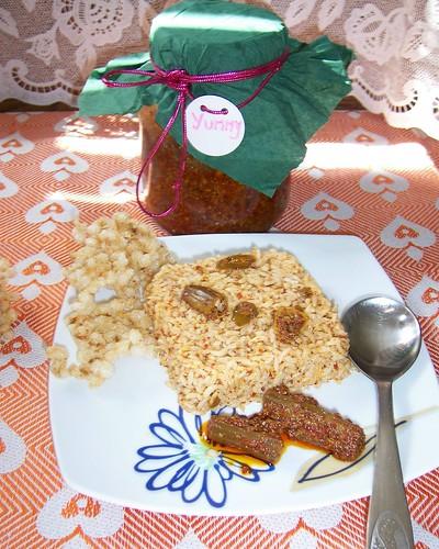 Drumstick Pickle/Munagakaya Aaavakai