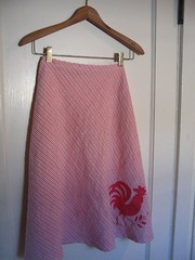 the skirt (for Dicka)