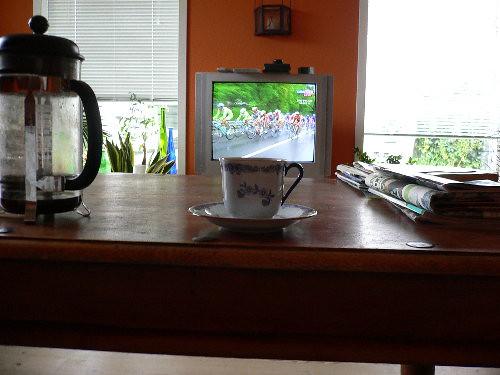 giro og kaffe