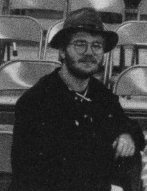 me wearing a goofy hat