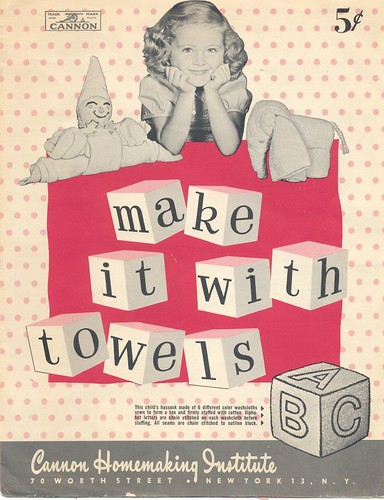 Make It With Towels Booklet