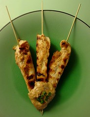 Chicken Satays 3