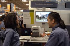 Hideya at Pavilion, JavaOne 2006