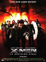 """X-Men 3: La Decisión Final"" de Brett Ratner"