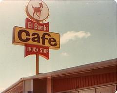 El Bambi Cafe - Beaver, Utah