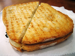grilled fontina
