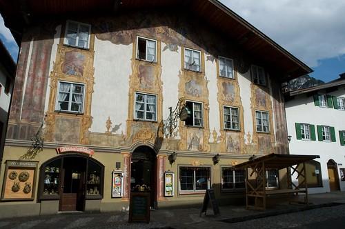 hotel die alpenrose mittenwald