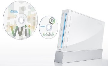Wii with discs
