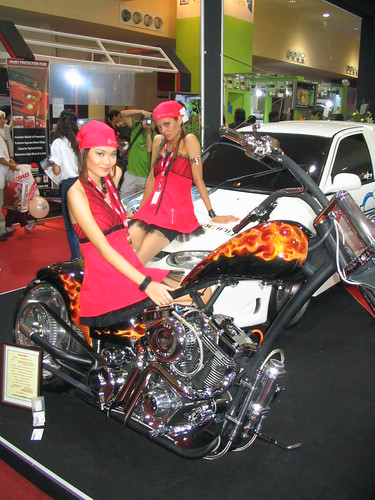Chicks & Bike