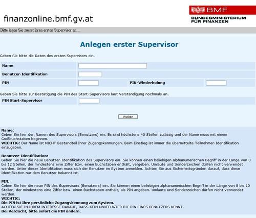 FinanzOnline: Österreichs Bürokratie breitet sich auch im Web aus