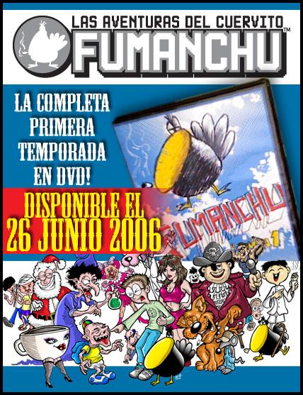Fumanchu DVD Teaser