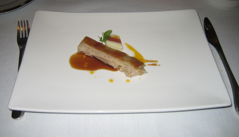 Can Roca - 12-Hour Pork w/ Garlic & Quince Terrine