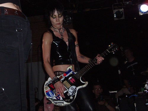 Joan Jett concert.