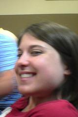 Katie at MEPS