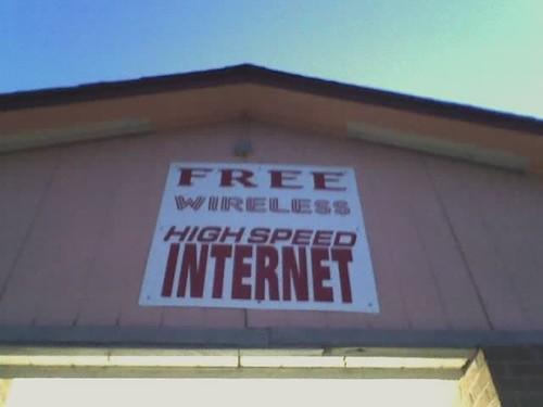 Free wireless in Marlin, Texas