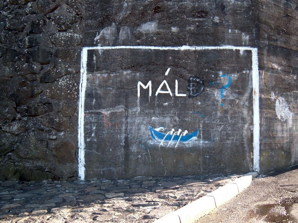 Jan Egil Kristiansens færøyske 'Mál'