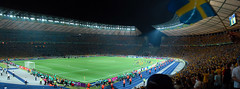 Olympiastadion Swe- Par 1:0