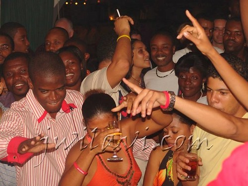 digicel staff launch party