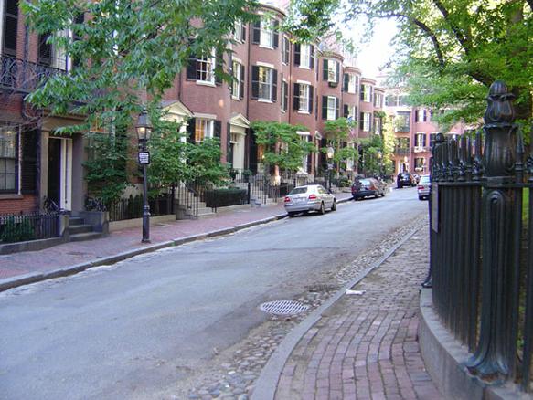 Charles Street Sidewalk Sale June 23-24 [Boston]