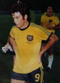 Johnny Warren