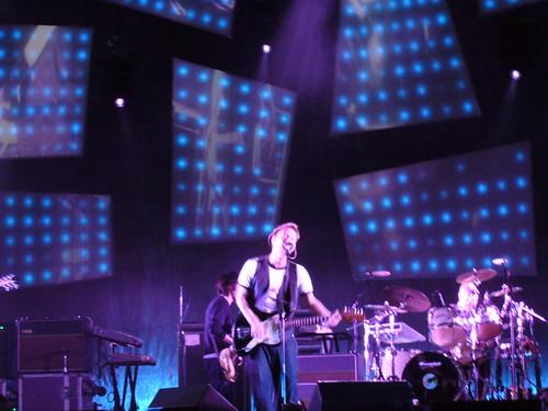 Radiohead @ Greek Theatre, Berkeley. Day2