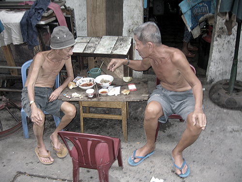 Old Guys in Saigon