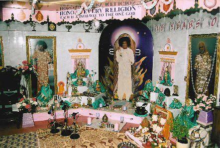 Swami's Leela in UK - Sai Baba of india- world