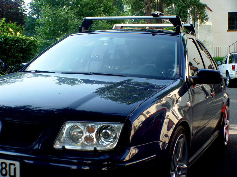 Vwvortex Com The Official Roof Rack Info Thread Load Um Up Whats On Your Roof