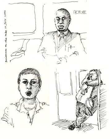 trainsketches