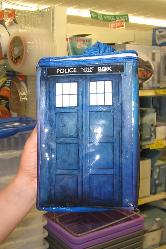 Tardis Cool Box