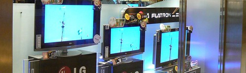 Flatscreens for sale