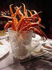 Bouquet of Crab Legs