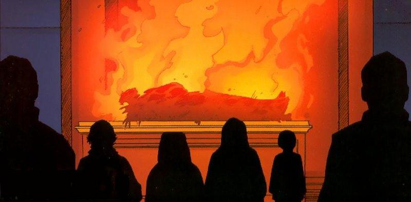 Qui-Gohn Burning