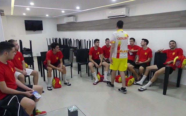 Mundial C20, Colombia 2018 Catalunya- Bolivia