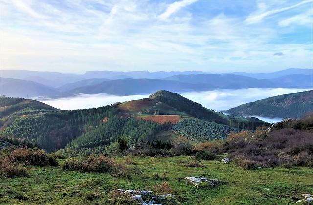Excursión de montaña: Eretza (887 mts) Enkarterri, 1 COMARCA-1 MONTAÑA @ Elorrio | País Vasco | España