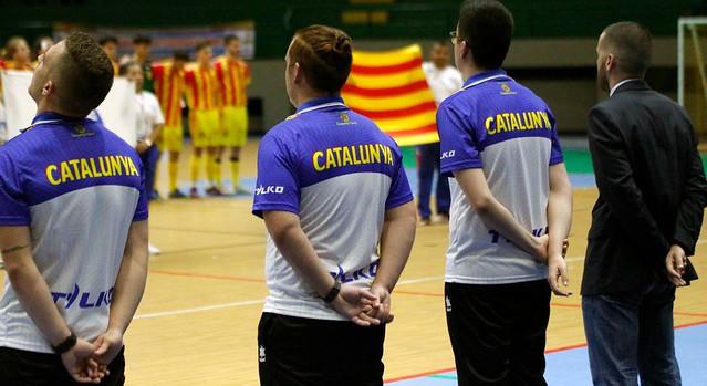 Mundial C20 Colombia Catalunya - Paraguay