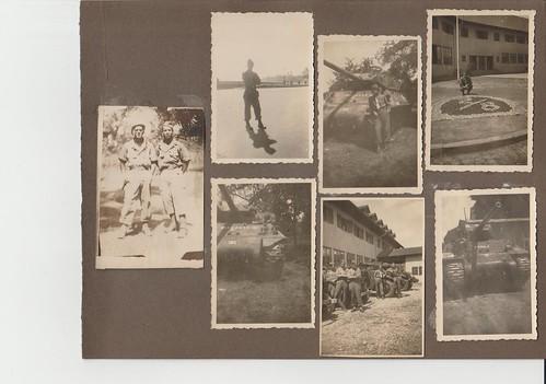 8e RCA- Chars Daola et Dingasso - Col.Louis Chazot- Crédit photo Henri CHAZOT