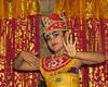 indonésie-danse traditionnelle