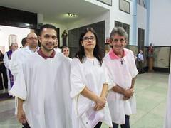 MISSA DE APRESENTAÇÃO - DIÁCONO MARCELO
