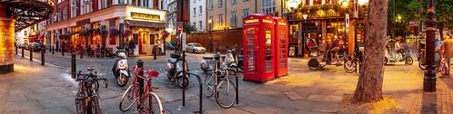 Charing Cross Road, London