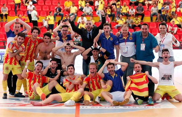 Mundial C20 Colombia - Catalunya - Sud-àfrica