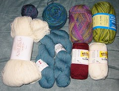 Sock Yarn Stash #2
